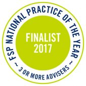 National Practice of the Year - 2017 Finalist Logo